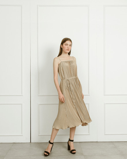 Lilivia pleats dress